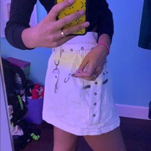 LF Skirts - LF zip up skirt